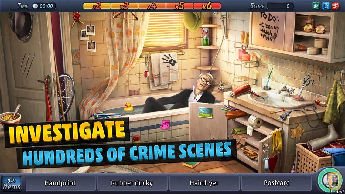 Screenshot - Criminal Case