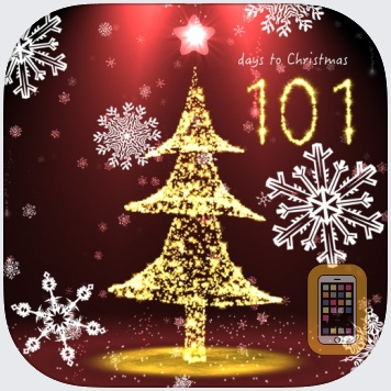 Christmas Countdown 3D Tree by AQREADD (Universal)