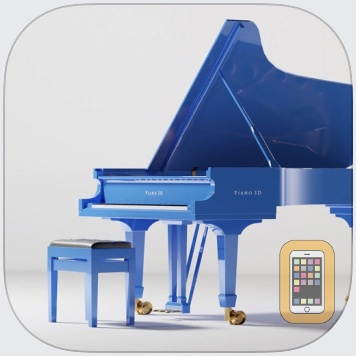 Piano 3D - Real AR Piano App by Massive Technologies Inc. (Universal)