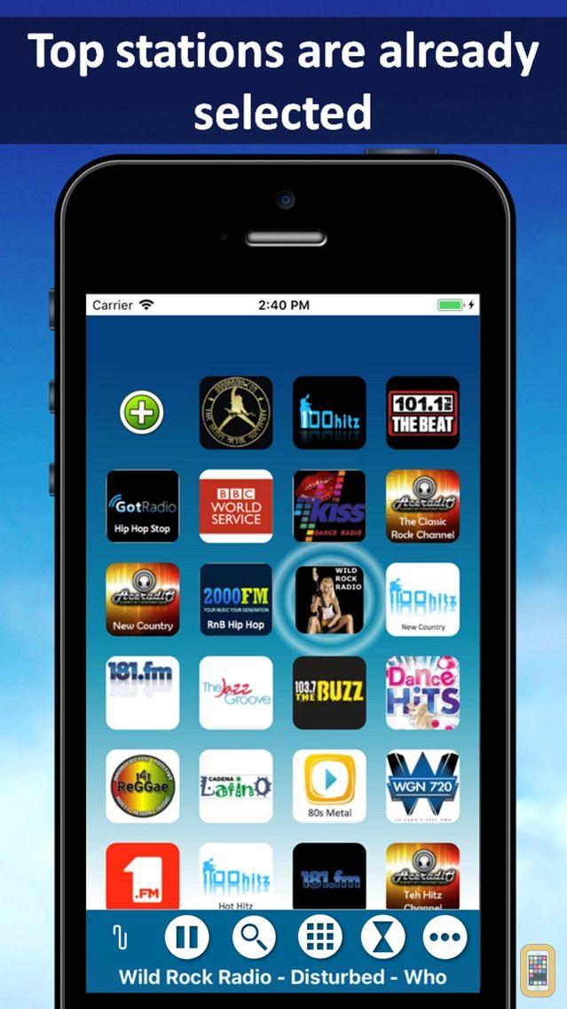 Screenshot - Radio FM & AM !