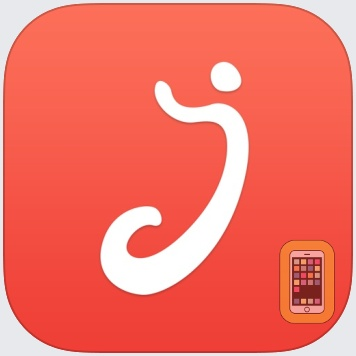Jamo - Wii dance games on iPhone. Fun exercise on the go. Not affiliated with Zumba fitness. by Vimo Labs Inc. (iPhone)