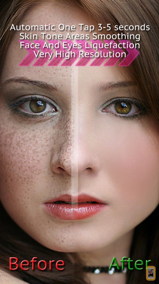 Screenshot - Portraiture - face makeup kit to retouch photos and beautify your portraits!