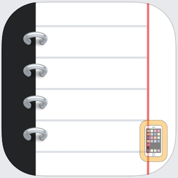Notebooks for iPhone by Alfons Schmid (iPhone)