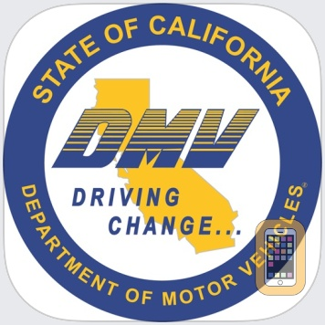 CA DMV by California Department of Motor Vehicles (Universal)