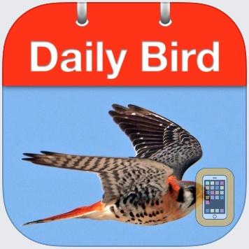 Daily Bird - the beautiful bird a day calendar app by Birds In The Hand, LLC (iPhone)
