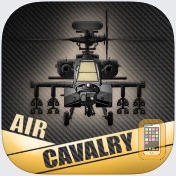 Flight Sim Air Cavalry 2019 by iTechGen (Universal)