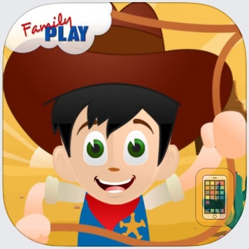 Cowboy Toddler: Free Educational Games for Boys and Girls by FAMILY PLAY PTE. LTD. (Universal)