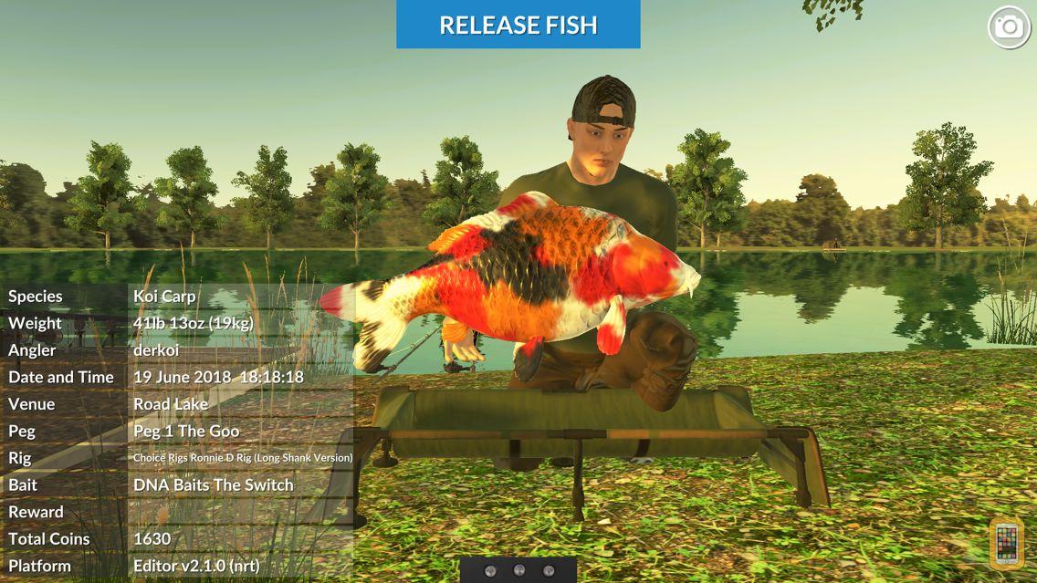 Screenshot - Carp Fishing Simulator