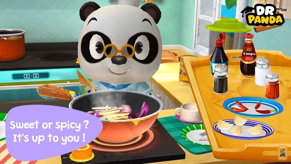 Screenshot - Dr. Panda Restaurant 2