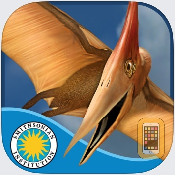 Pteranodon Soars - Smithsonian's Prehistoric Pals by Oceanhouse Media (Universal)