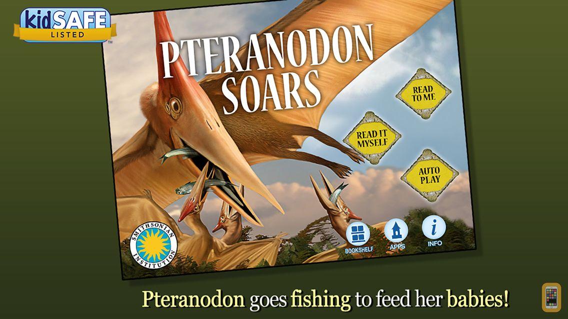 Screenshot - Pteranodon Soars - Smithsonian's Prehistoric Pals