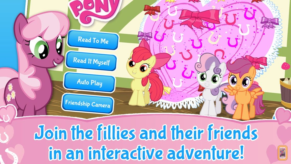 Screenshot - My Little Pony: Hearts and Hooves Day