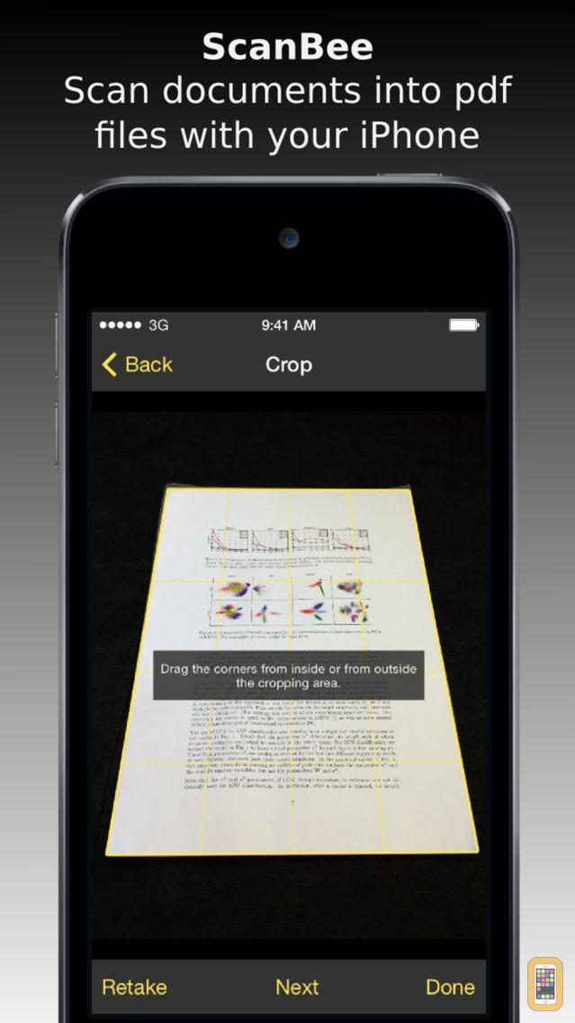 Screenshot - ScanBee - Scanner & copier
