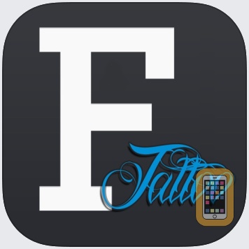 Tattoo Fonts - design your text tattoo by yaMobil.co (Universal)
