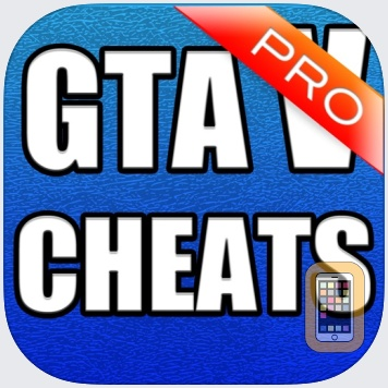 Cheat Suite Grand Theft Auto 5 Edition PRO Game Cheats, Codes and Videos for Xbox 360 and PS3 by Infinite Wave Media, LLC (Universal)