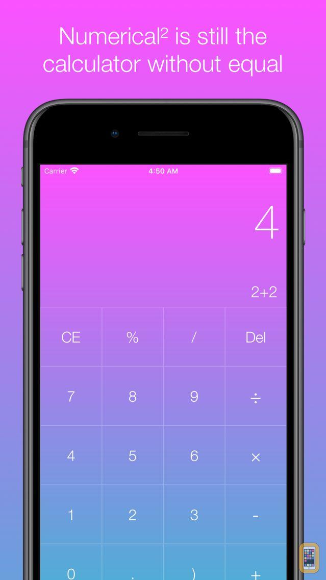 Screenshot - Numerical²