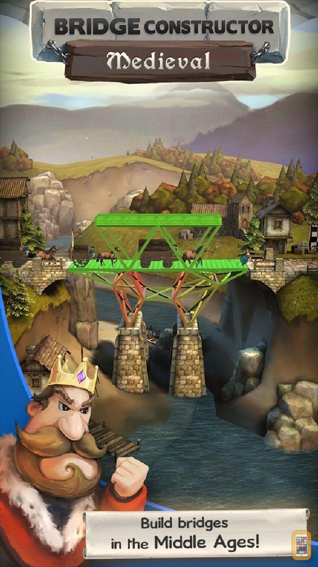 Screenshot - Bridge Constructor Medieval