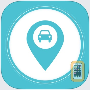 Find My Car - GPS Auto Parking Reminder & Tracker by Dennis Donner (iPhone)