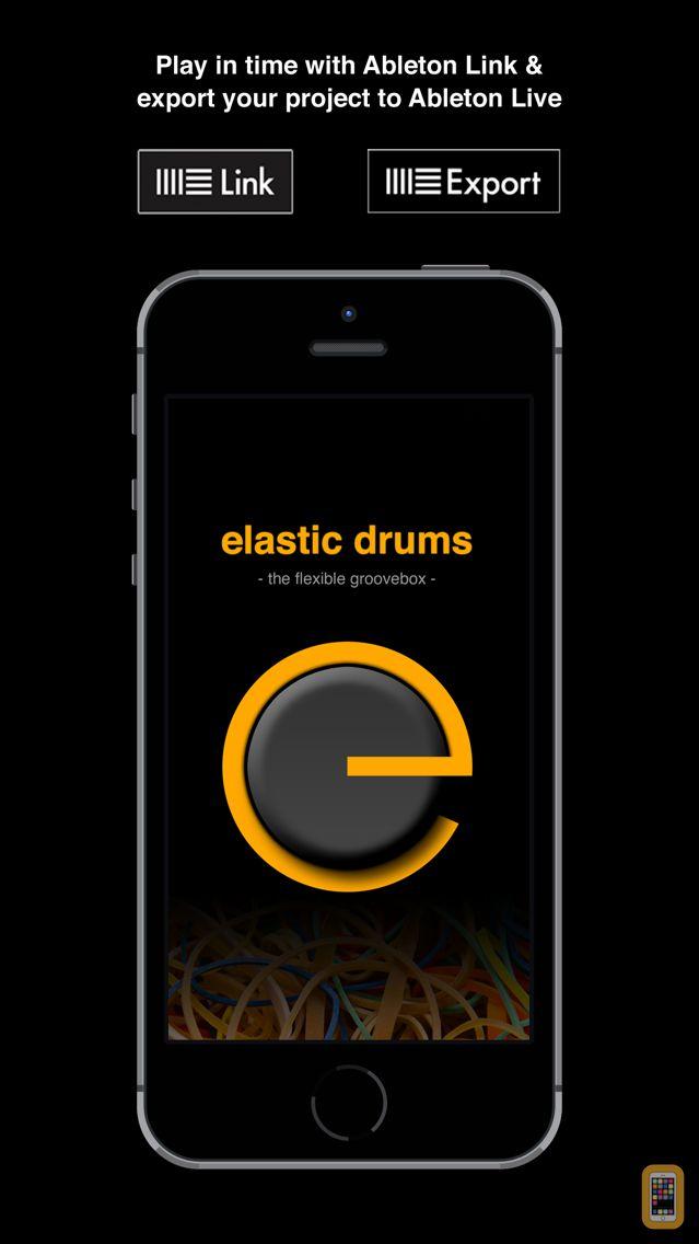 Screenshot - Elastic Drums