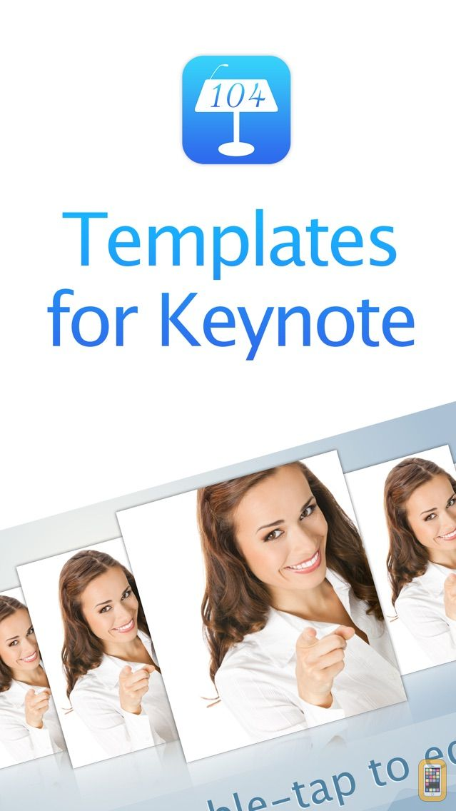 Screenshot - Themes for Keynote - Templates for iPad and iPhone