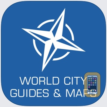 World City Guides & Maps by Tom's Apps, LLC (Universal)