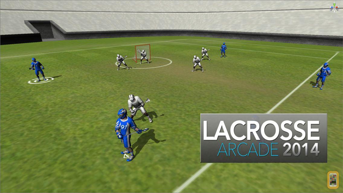 Screenshot - Lacrosse Arcade 2014