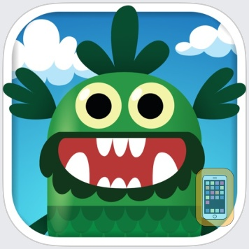 Teach Your Monster to Read by Teach Monster Games Ltd. (Universal)