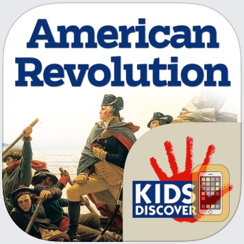 American Revolution by KIDS DISCOVER by KIDS DISCOVER (iPad)