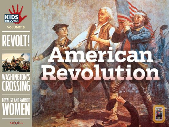 Screenshot - American Revolution by KIDS DISCOVER