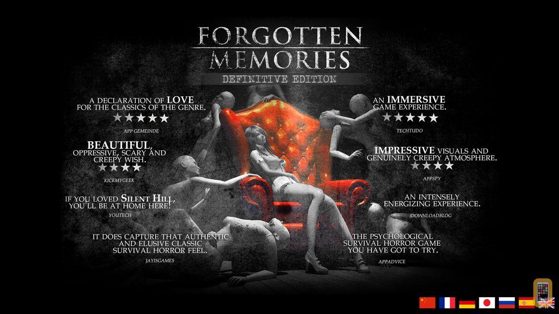 Screenshot - Forgotten Memories
