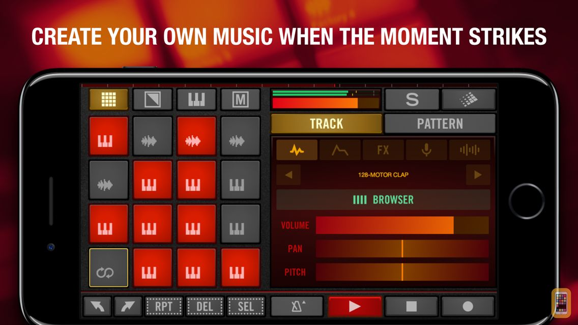 Screenshot - BeatHawk