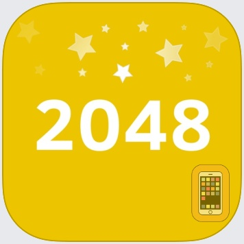 2048 Number Puzzle game - Multiplayer by Estoty (Universal)