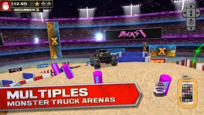 Screenshot - Monster Truck Parking Simulator Game - Real Car Driving Test Sim Racing Games