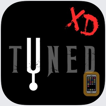 Tuned XD - Singers & Guitarists Tuner + Multitool by Squeegees (iPhone)