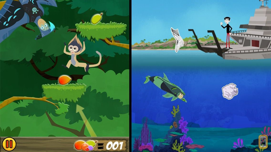 Screenshot - Wild Kratts World Adventure