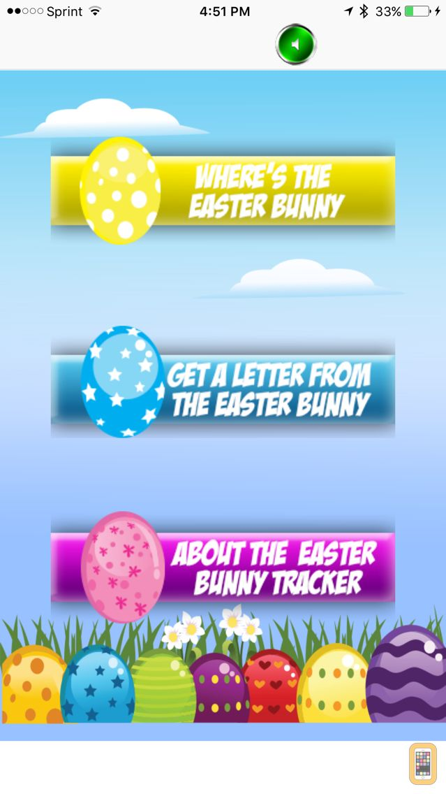 Screenshot - The Easter Bunny Tracker