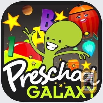 Preschool Galaxy - Learn Shapes, Colors, Numbers, and Letters by Education Galaxy (Universal)