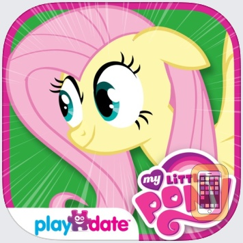 My Little Pony: Fluttershy's Famous Stare by PlayDate Digital (Universal)