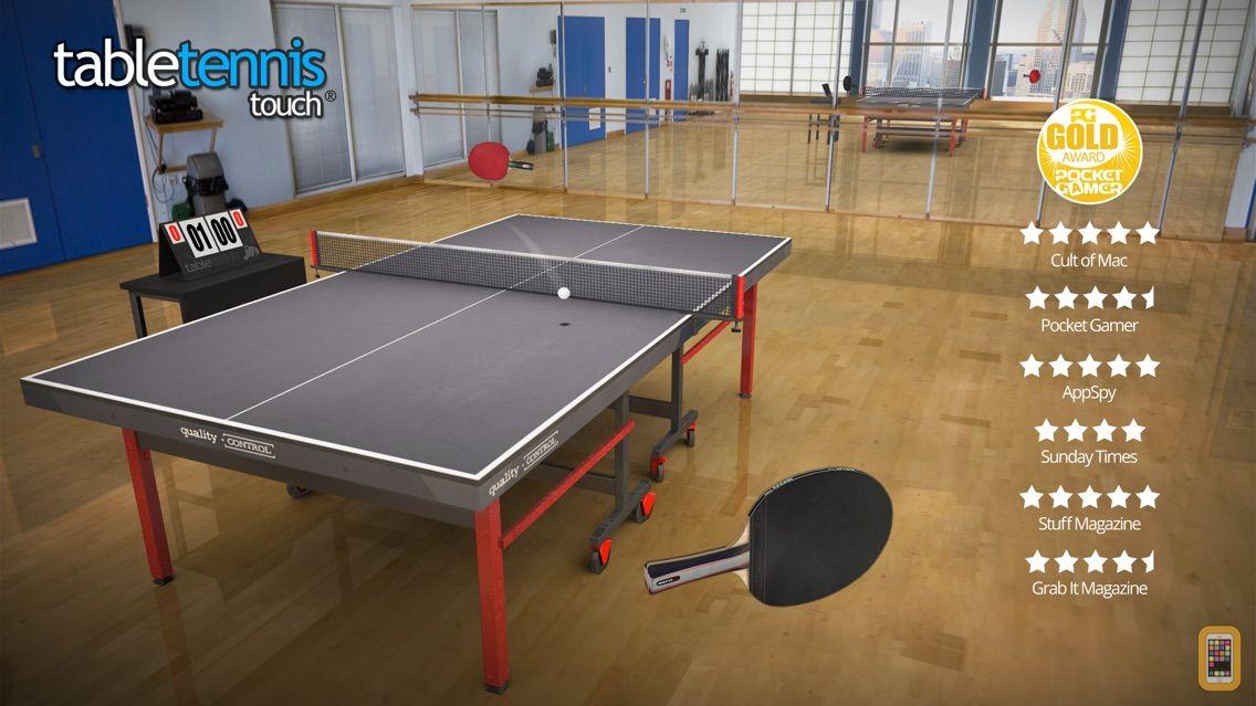 Screenshot - Table Tennis Touch
