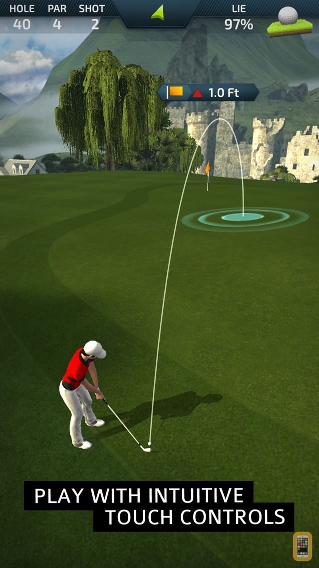 Screenshot - Pro Feel Golf