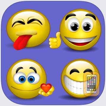 New Emojis Gif Keyboard Emoji by Yunong Zhang (Universal)