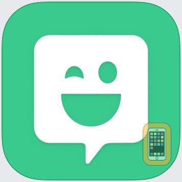 Bitmoji by Bitstrips (iPhone)