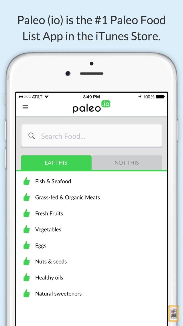 Screenshot - Paleo (io)