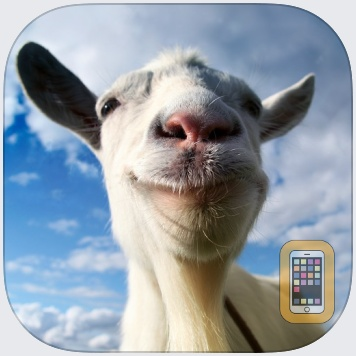 Goat Simulator by Coffee Stain Publishing (Universal)