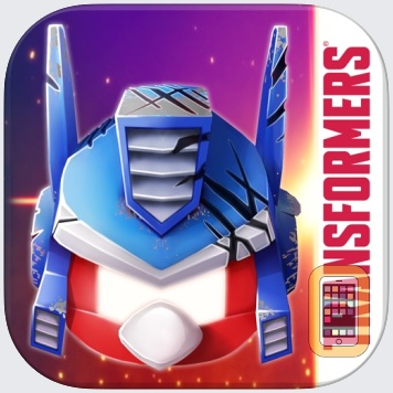 Angry Birds Transformers by Rovio Entertainment Oyj (Universal)