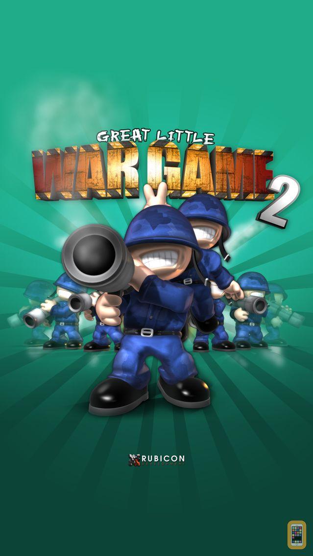 Screenshot - Great Little War Game 2