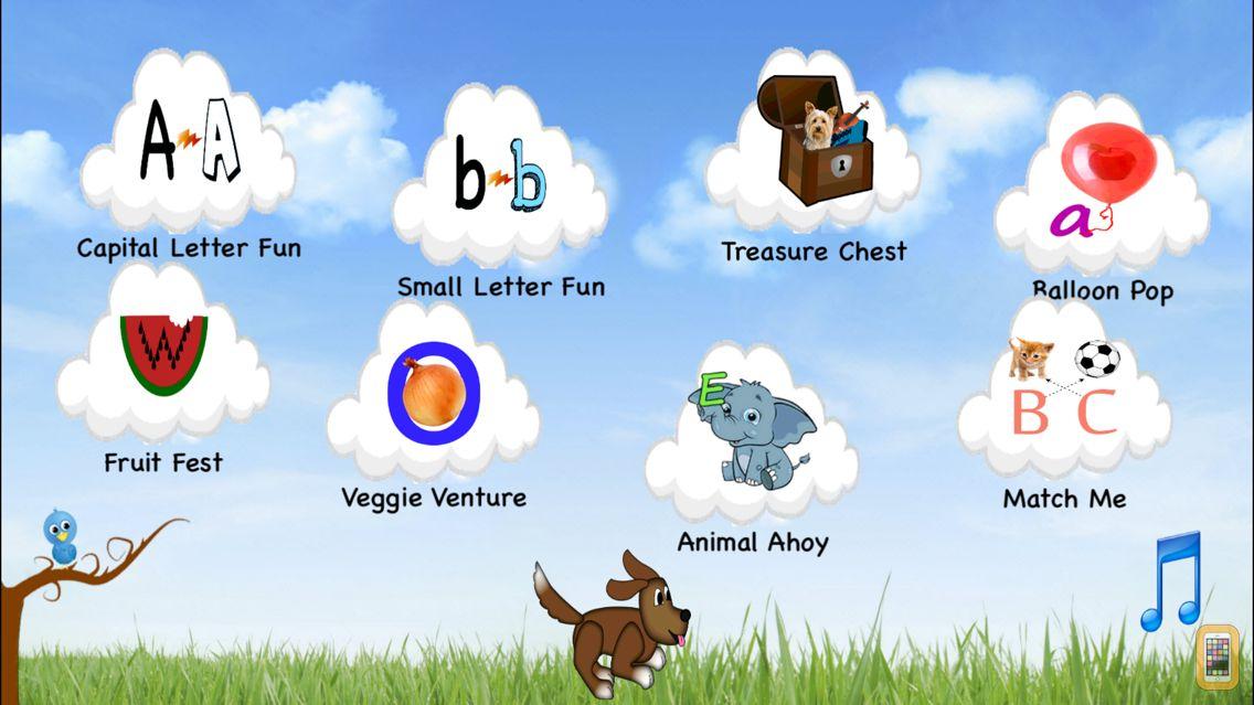 Screenshot - Alphabet Gaga
