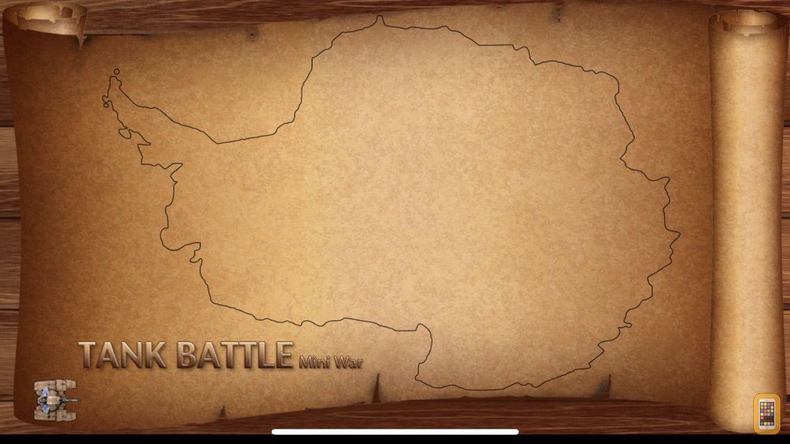 Screenshot - Tank Battle - Mini War