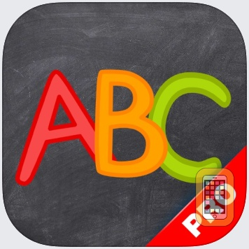 ABC Genius PRO - Alphabet Letters, Phonics, and Handwriting Games by Innovative Mobile Apps (Universal)