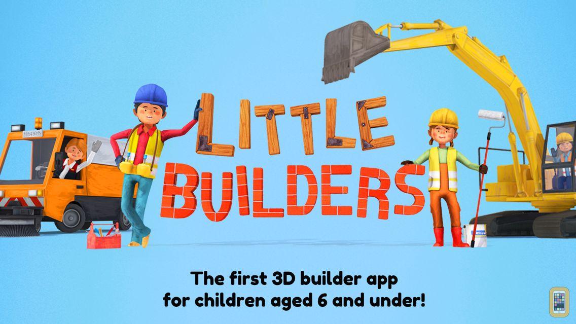 Screenshot - Little Builders for Kids